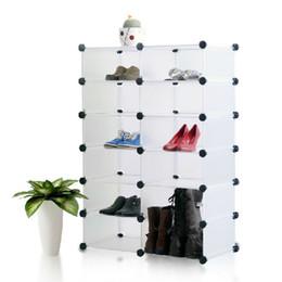 Transparent Shoe Diy Large Plastic Shoe Hanger Shelf Storage Cabinet 6  Derlook