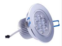 ingrosso oro 7w-7x3W 21W LED da incasso a soffitto Lampada dimmerabile Da incasso a parete Applique 85V-245V per soggiorno illuminazione camera da letto