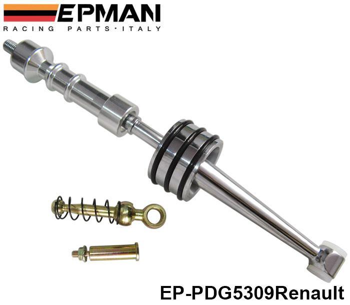 Epman fünf Präzisions-Short-Shifter für Renault Clio Megane mit Hochleistungs-Eudm-JDM-Spec. Leichter EP-PDG5309RENULT