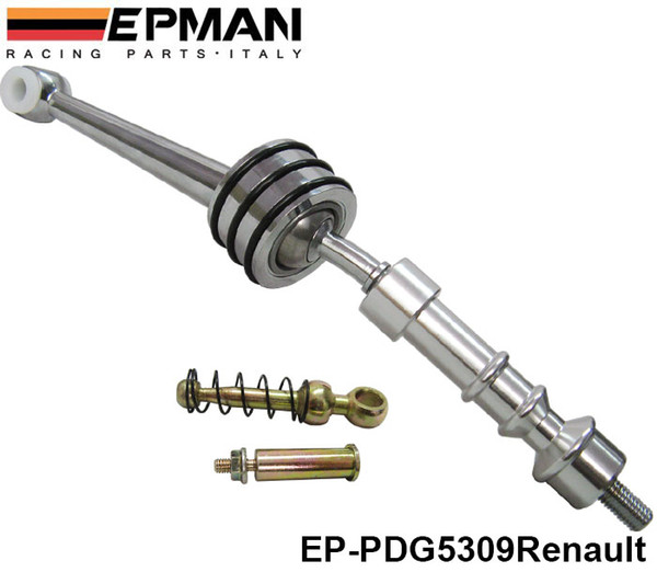 best selling EPMAN FIVE PRECISION SHORT SHIFTER FOR RENAULT CLIO MEGANE with High Performance EUDM JDM Spec. Lightweight EP-PDG5309Renault