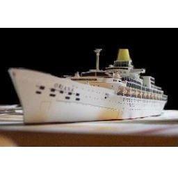 Oriana Steamship Kit Passenger Liner Ship Model Kit - Cruise ship model kits