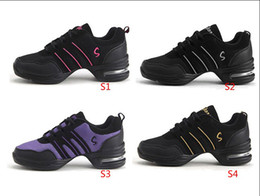online shopping Women Sports Shoes Fashion Canvas shoes Fitness Shoes Upper Modern Jazz Hip Hop Sneakers Dance Shoes