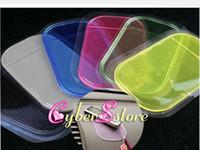 Wholesale Car Nonslip - Anti-Slip Cellphone coin Sticky Magic Sticker Pad NonSlip Desk Car Dashboard 7color Available