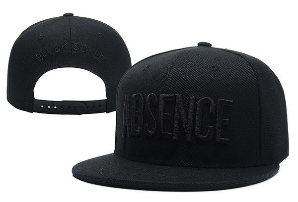 2e15767a04f52 2019 New Cool Black Scale Absence Snapback Snapbacks Hats Fashion ...