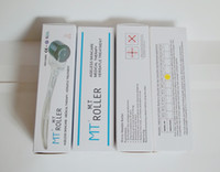 Wholesale micro needle derma roller for sale resale online - 2013 hot sale FDA MT192 micro needle derma roller for skin rejuvenation Microneedle Roller with CE FDA certificate dermaroller