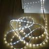 5M 150LED SMD 5050 LED Strip Light Bright Waterproof Safe Outdoor Decoration LED Lamp Strip Drop Shipping 000070
