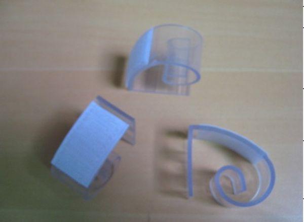A4 bocca aperta 2-3 centimetri clip da tavolo per gonna uso 50pcs spedizione gratuita per la decorazione della tavola