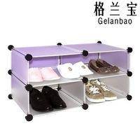 Wholesale Shoes Hanger Diy - Diy magicaf cabinet storage rack finishing rack shelf fashion shoe hanger