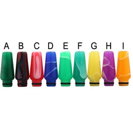 Wholesale Candy Specials - Newest lady's popular candy bullet drip tip Special shape drip tips 510 Atomizer mouthpiece fit CE4 CE5 CE6 ego-t ego-w ego-c E cigar