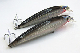 Fishing Lures Suspend NZ - Minnow Bait Fishing lure Fishing Tackle Hard Plastic False Lure China Hook Casting bait Sea Lure Suspending type Three size 8cm 10cm 14cm