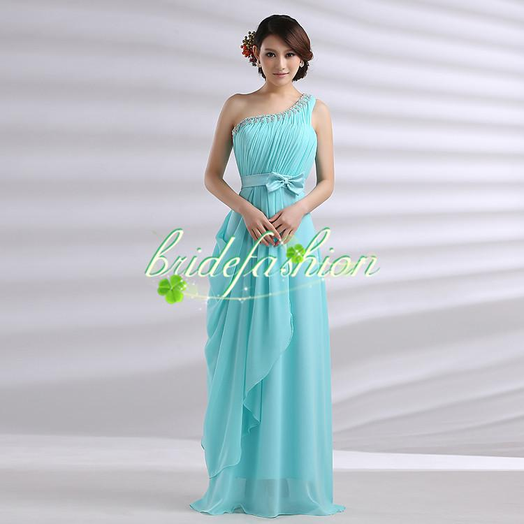 2014 Strapless Long Lace Sheer sleeve Lace jacket Bolero Chiffon Mother of bride Dresses handmade flower 211942