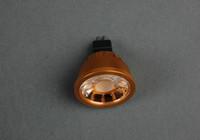 Wholesale Mr16 12v 3w Led Brightness - 10pcs lot MR16 GU10,E27 3W 5W 7W 9W LED spot light Bulbs Lamp Warm white white High Brightness DC 12V AC110v~240v Epistar