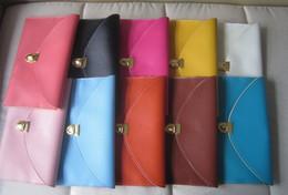 $enCountryForm.capitalKeyWord Canada - Women Envelope Clutch Chain Purse Lady Handbag Tote Shoulder Hand Bag free shipping wholesale 200PCS LOT