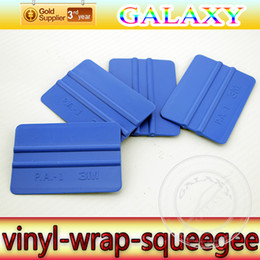 Free Shipping Best Quality Softest Car Film Scraper With Size 100x73dm Car Wrap Paste Tools Silicone Vehicle Squeegee