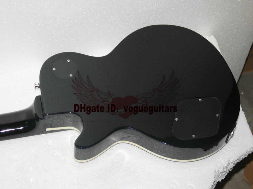 nuovo nero 4 corde basso elettrico strumenti musicali di alta qualità trasporto libero CALDO
