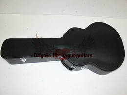 Wholesale Guitar Case Hardcase - Guitar Case Black Hardcase Follow with guitar for sale, not sold separately, please buy carefully,