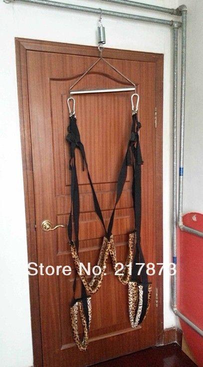 spring indoor swing shock adults swing and shape hanger. Black Bedroom Furniture Sets. Home Design Ideas