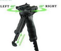 Wholesale T Pod Foregrip Bipod - MAKO Group FAB Defense Unmarking T-POD-G2 Rotating Tactical Foregrip & Bipod Black