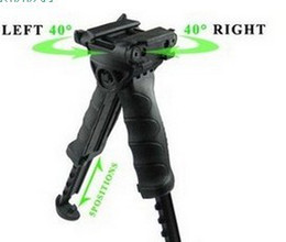 Wholesale T Pod Foregrip Bipod - MAKO Group FAB Defense Unmarking T-POD-G2 Rotating Tactical Foregrip & Bipod Black