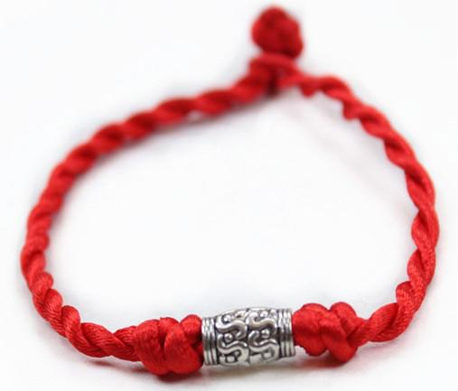 top popular Red Rope Bracelet charm lucky Bracelets wedding jewelry high quality link free shipping 2019