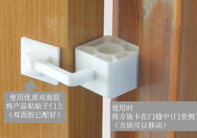 Square Door Stopper Door Stop Block Baby Safety Guard Kids Finger Protect Jammers Stop White Color Square Door Stopper Kids Finger Protect Door Stop Holder ... & Square Door Stopper Door Stop Block Baby Safety Guard Kids Finger ...