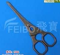 Wholesale Eiffel Scissors - Free shiping Eiffel tower scissors vintage style Stainless steel handmade household stationery scissors