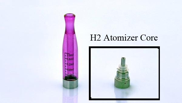 GS H2 Atomizer Core Don't Spill Design Replacement Clearomizer Coil Head Changeable Head Electronic Cigarette Accessories