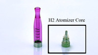 Wholesale Gs H2 Clearomizer Replacement Coils - GS H2 Atomizer Core Don't Spill Design Replacement Clearomizer Coil Head Changeable Head Electronic Cigarette Accessories