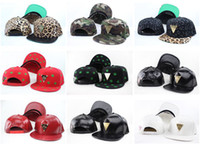 Wholesale Baseball Cap Bowls - New Design Haters Snapback Hats Hip Hop Snapbacks Hats Sport Team Caps Headwear Adjustable Hater Cheap Snap Back Mix order Free Shipping