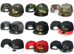 Wholesale Cheap Soccer Cap - D9 Reserve Snapback Hats Hip Hop Street Snapbacks Hats Sport Team Caps Headwear Adjustable Hater LK Cheap Snap Back Mix order Free Ship
