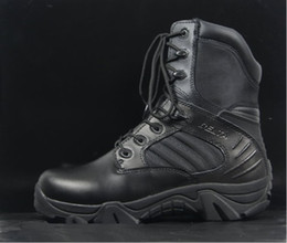 Wholesale Boots Delta - Delta xue desert boots high help U.S. military boots war boots