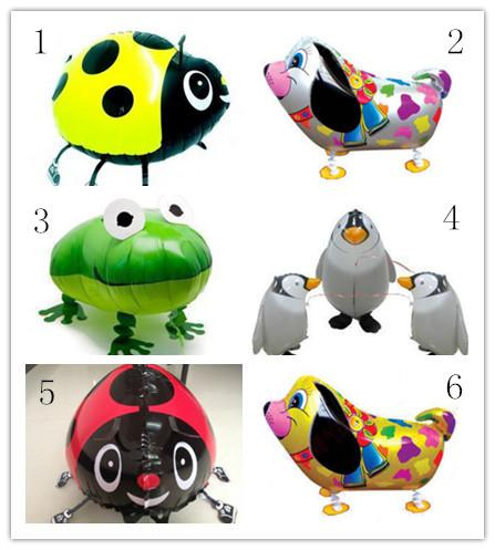 best selling New Arrive Walking animal balloons walking pet balloons Party toys children toys