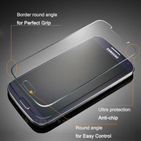 Wholesale Perfect S3 - Perfect Grip 2.5D Toughened Tempered Glass Screen Protector For Samsung Galaxy S4 S3 Note 3 Note 2 With Retail Box