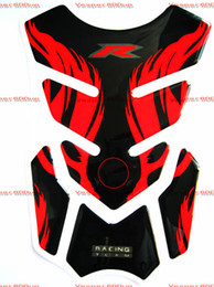 Wholesale Motorcycle Tank Carbon - new Motorcycle Carbon Fiber Tank Pad TankPad Protector BLK Stickers