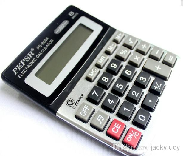 2018 cheap and durable electronic calculators for student gifts