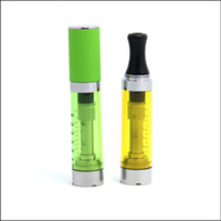 Wholesale Evod Cartomizer Dhl Free Shipping - Newest Ego EVOD-B clearomizer cartomizer e cigarette evod b atomzier 2.4 ml special design free shipping DHL from opec