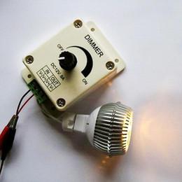 Wholesale Switch Light Dimmer Controller - S5Q Adjustable DC 12V-24V 8A LED Bulb Light Digital Dimmer Brightness Controller AAAAGF
