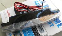 Wholesale Drl 8led - 1 Pair,2pcs Super bright LED Daytime Running 8LED light DRL