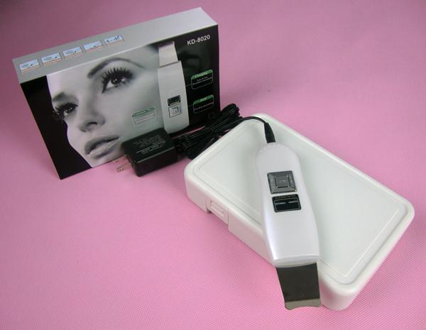 New Style Wireless Facial Ultrasonic Skin Scrubber Skin Cleaner Dermabrasion for Home Use#Gztingmay