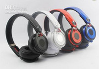 Wholesale Dj Over Ear - Popular brand Headphone Over Ear Headphones Rotatable good bass DJ Earphones brand new with Retail Package in stock