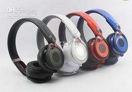 Wholesale Dj Over Ear Headphones Earphones - Popular brand Headphone Over Ear Headphones Rotatable good bass DJ Earphones brand new with Retail Package in stock