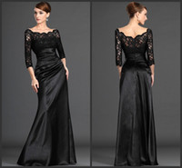 2014 Hot Selling Sexy Illusion Jewel Neckline 3 4 Sleeves Fl...