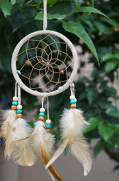 Wholesale Wholesale Native American - FACTORY DIRECTLY SALE PROMOTION PRICE native american indian dream catcher DIA 4inch MYY8081