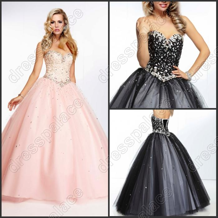 Hot sale Low Price Pink color Prom Dresses/ Evening Dresses (Romantic wedding gown)
