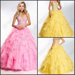 $enCountryForm.capitalKeyWord NZ - 2014 Strapless prom Dress Wedding Dresses Prom Ball Gowns Formal Party Gown Custom Style