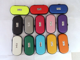 Wholesale Ego Ce5 Start Kit - Ego cases electronic cigarette e cigarette e cig zipper cases 5 type Size for ego t evod ce4 ce5 ce4+ ce5+ mod protank ecig ego start kit