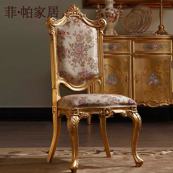 villa furniture antique italian furniture - dining room furniture Free  shipping-fine french furniture - 2018 Villa Furniture Antique Italian Furniture Dining Room Furniture