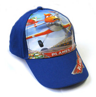 Wholesale Planes Dusty - snapbacks Children's Dusty planes Returns baseball cap peaked cap,kids sport hat