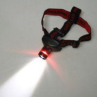 Wholesale 5w Headlamp - S5Q 300LM 5 Watt 5W 504 Zoomable Cree Head LED Lamp Headlamp Torch Headlight New AAAALO