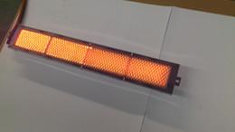 Wholesale Duck Plate - DC-4 gas burner, burnergas infrared burner for OVEN,stove, bbq,honey ceramic plate burner, duck roast machine burner